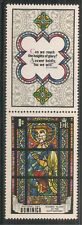 Dominica #265 (A30) SG #269 VF MNH - 1969 8c St. John - Stained Glass Window