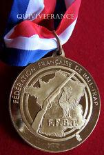 MED3735 - MEDAILLE FED. FANÇAISE DE BALL-TRAP championnats de ligue 1988