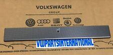VW Golf MK4 Satin Black Net Optic Aluminium Cupholder Face Plate Cover Lid Genui