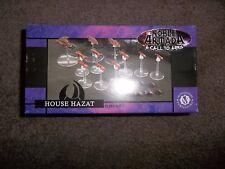 Mongoose Publishing Noble Armada A Call to Arms House Hazat Fleet Set