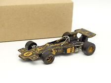 John Day Kit Metal Assembled 1/43 - Jps Lotus 72 F1 Gp Monaco 1972