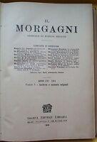 IL MORGAGNI GIORNALE DI SCIENZE MEDICHE- ANNO 1914 I PARTE-SOC. EDIT. LIBRARIA