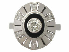 Unbranded White Gold Onyx Fine Jewellery