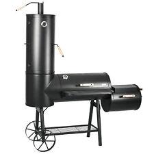 Räucherofen Multifunktion Grill BBQ Smokergrill Barbecue Holzkohlegrill *NEU