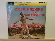 """Cliff Richard – Summer Holiday - 12"""" Vinyl LP Album - 1963 - 33SX 1472-REF.7518"""