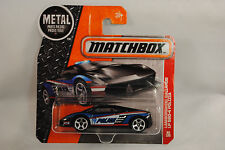 Matchbox - Lamborghini Gallardo LP 560-4 Polizia