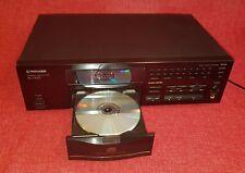 Lecteur CD Pioneer PD-7700 Stable Platter, testé, télécommande