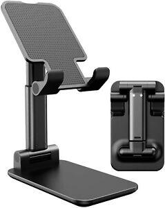Adjustable Folding Desk Desktop Universal Mobile Phone Tablet Stand Mount Holder