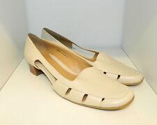 Van Dal Cream Leather Shoes Jura Size 11 BRAND NEW