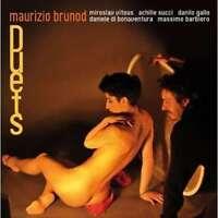Maurizio Brunod - Duets CD CAL 2170 Caligola