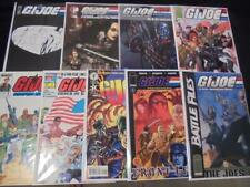 9 GI JOE COMIC BOOKS #1s SIGNED # Editions Image DDP Dark Horse IDW 9.4 NM Avg !