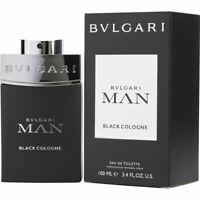 Bvlgari Man Black Cologne Edt Eau de Toilette Spray 100ml NEU/OVP
