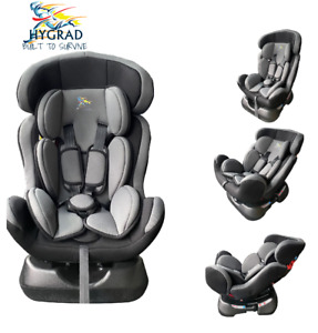 3 in 1 Child Baby Car Seat With Base Group 0-2 Birth TO 5 Yr R44/04 CE Certified