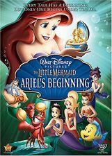 The Little Mermaid: Ariels Beginning DVD