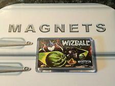 Wizball Loading Screen Fridge Magnet. Commodore 64. 8 Bit