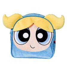 The Powerpuff Girls Bubbles Head Plush Backpack New