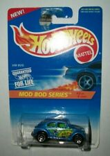 1995  HOT WHEELS   MOD BOD SERIES   VW BUG