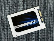"CRUCIAL M550 2.5 SSD 128 GB INTERNAL HARD DRIVE DISK LAPTOP 2.5"" (6.0 GBPS)  SSD"