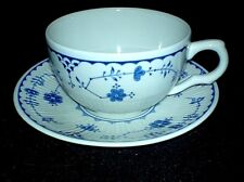 MASON'S Blue DENMARK  Ironstone Cup and Saucer x1