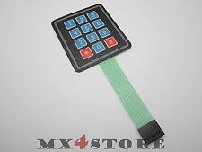 3 x 4 Membran Keypad Keyboard Tastatur Matrix 7pin Modul Arduino STM32 425