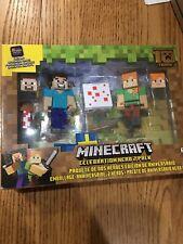 Minecraft Celebration Hero - 2 Pack Figure Set.