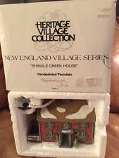 Heritage Village Collection New England Series Shingle Creek House #59463