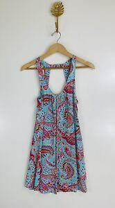 Las Mejores Ofertas En Vestidos Lucy Love Paisley Ebay
