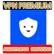VPN PREMIUM surf the web safely and anonymously Lifetime