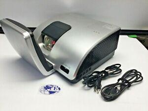 PROMETHEAN EST-P1 1924 HRS DLP PROJECTOR ULTRA SHORT THROW 3000 HDMI 1080i