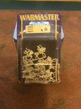 Warmaster 10mm - OOP BNIB High Elf Reaver Knights