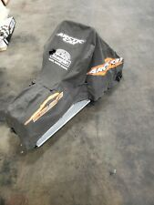 Kitty Cat Snowmobile Cover OEM This is used and has been repaired see pics