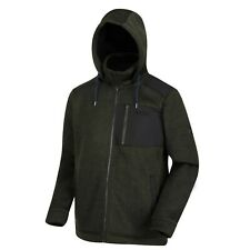 Mens Winter Fleece Jacket Heavy Warm Jumper Hiking Camping Work Hoodie Westbrook