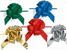 XXL Gift Loop Pull Loop Ribbons Rosette Gifts Quick Pack