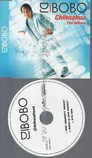 CD--PROMO--DJ BOBO--CHIHUAHUA----3 TRACKS