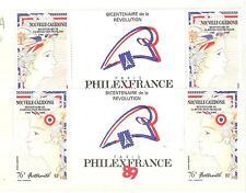 TIMBRES NOUVELLE CALEDONIE  YVERT POSTE AERIENNE YVERT N°261 - 62A ** révolution
