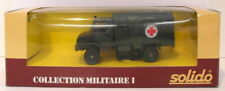 Solido Models1/50 Scale Diecast 6046 - Mercedes Benz Military Ambulance