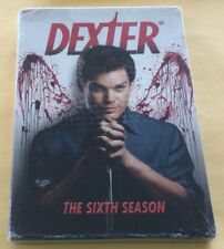Dexter The Sixth Season DVDs (B)