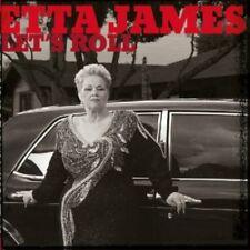 Etta James - Let's Roll [New CD]