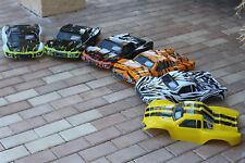 6pk Combo Bodies for Traxxas Slash 1/10 Truck Car Shell T Maxx E Maxx Summit