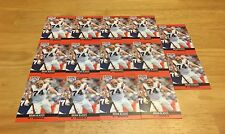 BRIAN BLADOS LOT OF 14 FOOTBALL CARDS CINCINNATI BENGALS GUARD