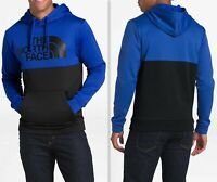 The North Face Men's Surgent Bloc Pullover Hoodie Long Sleeve TNF Blue/TNF Black