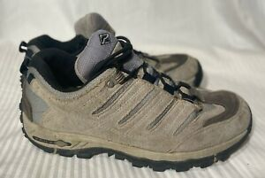 Vans Men's Beige Hiking Boots Size 9.5