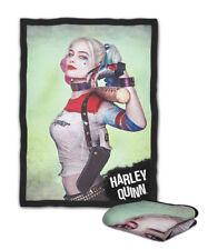 Harley Quinn Fan Art Blanket ( KIDS / MEDIUM / LARGE )