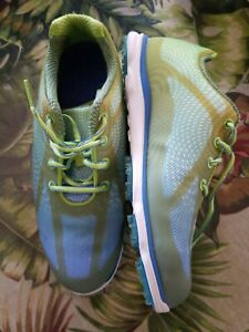 Women's FootJoy Golf Shoes emPOWER 98001 Green Blue Size 7.5 EUC!
