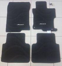 Accord Floor Mat Set Honda GENUINE 2008 to 2012 Front & Rear