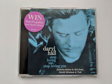 DARYL HALL - Stop Loving Me,Stop Loving You - cd single - 1993 Epic / Sony