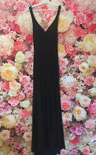 Gino Cerruti Long Midnight Blue Black Backless Prom Gown Evening Dress UK 8