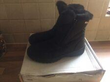 Snow Boots Calzat Apline Grip Black Eu 41 Uk 7 Snow And Rock Rrp £75