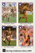 1992 Regina AFL Trading Cards Club Team Set Geelong (12)-- Mint!
