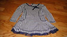 NEW NWOT KATE MACK 24M 24 MONTHS NAVY BLUE DARLING DRESS